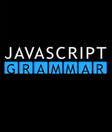 javascript grammar js coding tutorial book